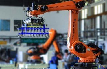 Taylor-Smith welcomes new partner Global Robots