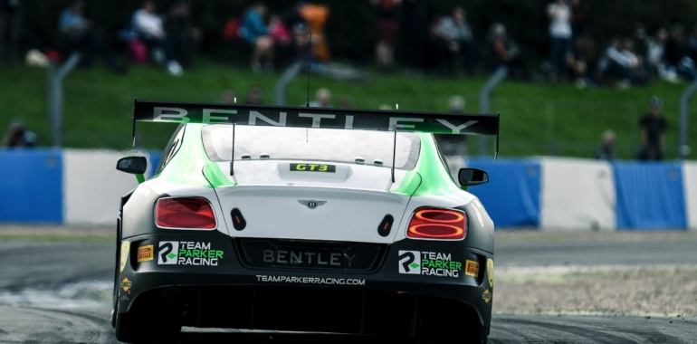 Taylor-Smith to compete in Blancpain