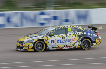 Taylor-Smith Eyes a New Challenge away from the BTCC in 2018.
